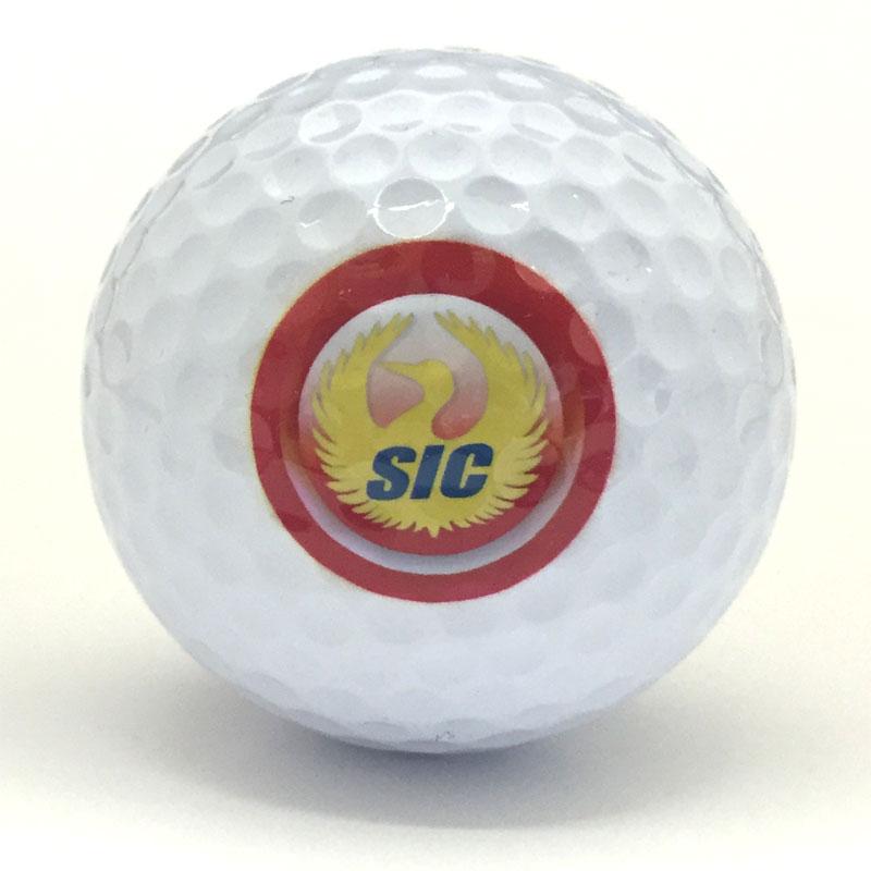 持込デザインプリントゴルフボール