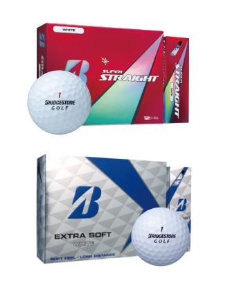 ゴルフボール2種